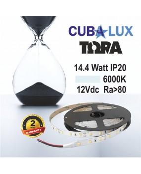 TAINIA LED 12V 14.4W IP20 6000K 0013