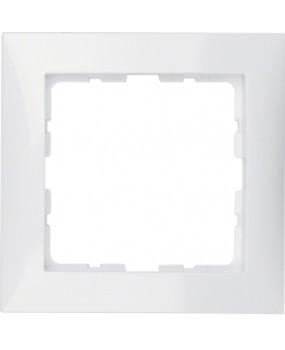 ΠΛΑΙΣΙΟ 1Θ.10118989 S1 ΛΕΥΚΟ HAGER